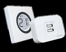 Bezdrôtový manuálny termostat SALUS ST320RF