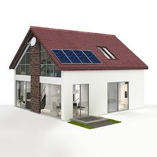 Fotovoltaická elektráreň NSP 1 kWp (1020 Wp)
