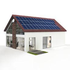 Fotovoltaická elektráreň NSP 10 kWp (10200 Wp)