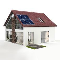 Fotovoltaická elektráreň NSP 1,5 kWp (1530 Wp)