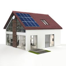 Fotovoltaická elektráreň NSP 3 kWp (3060 Wp)