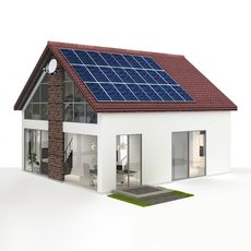 Fotovoltaická elektráreň NSP 6 kWp (6120 Wp)