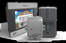 Izbový termostat CS-280 + CS-260