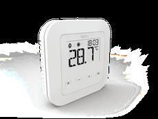 Izbový termostat CS-294 v1 čierny