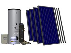 Solárna zostava SILVER TLP 400
