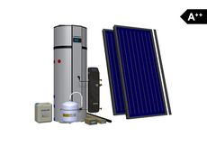 Solárna zostava STEEL TLP 200 + PCWU 300SK
