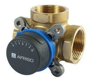 "3-cestný ventil 1"" AFRISO ARV 384 kv 13"