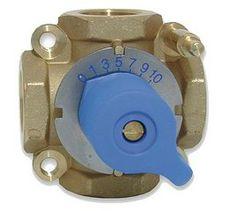 """4-cestný ventil WOMIX MIX M4 3/4"""""""