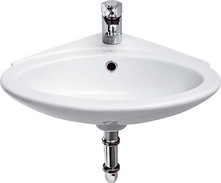 CERSANIT - Rohové umývadlo SIGMA 32 S OTVOROM (K11-0013)