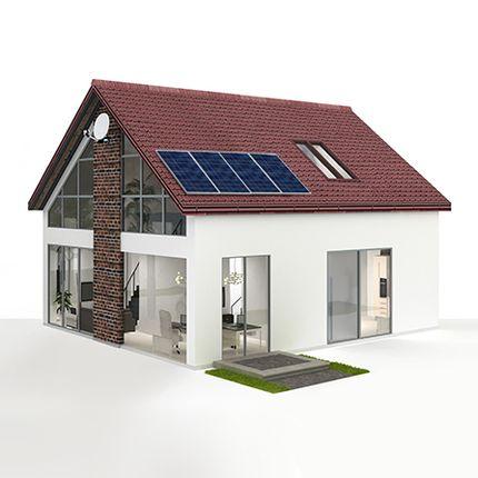 Fotovoltaická elektráreň 1 kW