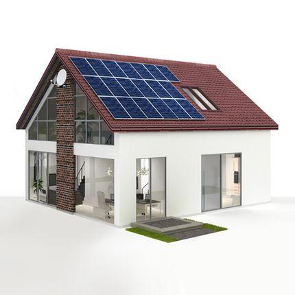 Fotovoltaická elektráreň JAM 4,6 kWp (4640 Wp)