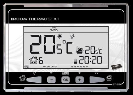 CS-290v3 izbový termostat