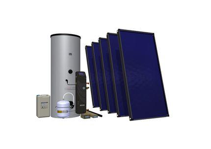 Solárna zostava 5 TLP ACR-500 (KS2100)