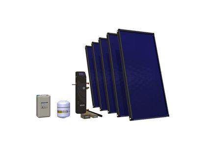 Solárna zostava GOLD TLP AC bez zásobníka